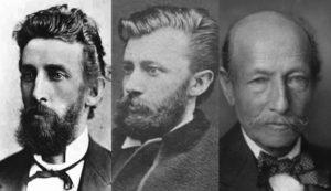 Stifterne af Socialdemokratiet